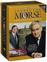 Inspector Morse Collection Complete Series +3 Bonus Specials 36 Dvds Region 1 Us