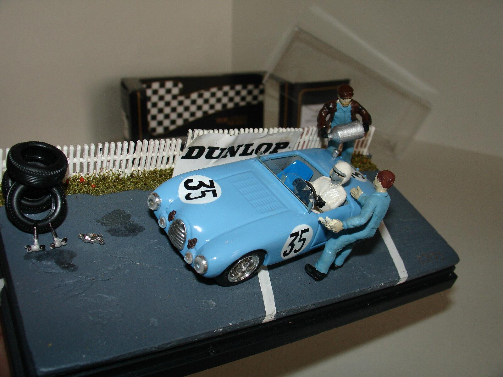 1 43 GORDINI T24S du Mans 1953  35 diorama L.E 75pcs par Top Model or DG 002