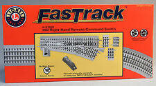 LIONEL FASTRACK 060 REMOTE/COMMAND CONTROL RIGHT SWITCH o gauge train 6-81950