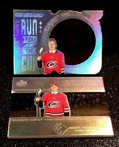2018-19-Andrei-Svechnikov-99-Run-For-The-Cup-Rookie-Black-Diamond-Relic-2-Lot
