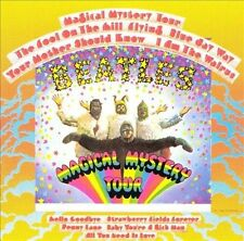 THE BEATLES -Magical Mystery Tour (CD, 1987, Early DADC Pressing CDP 7 480622 2)