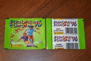 Panini-Euro-96-1996-1-packet-tuten-bustine-sobre-Rare