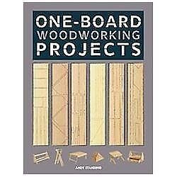 Details About One Board Woodworking Projects By Standing Andy
