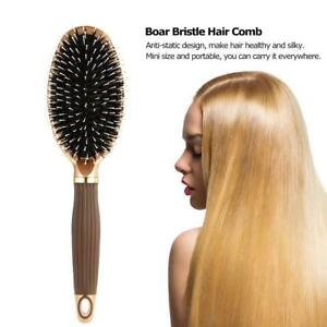 Wooden-Hairbrush-Boar-Bristle-Natural-Massage-Comb-Beech-Handle-Hair-Brush-Tool