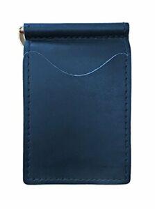 TPK-Full-Grain-Leather-Back-Saver-Wallet-BLUE-Only