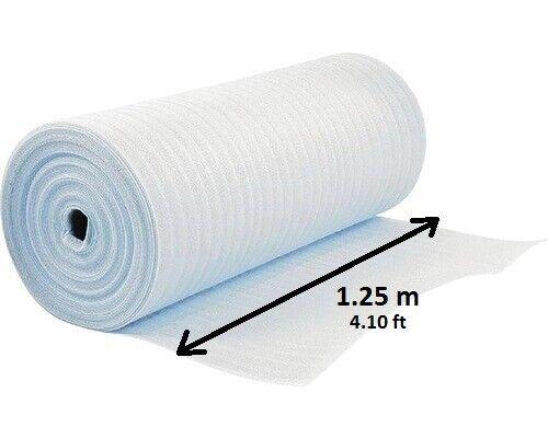 3mm X 1250 Mm Foam Floor Underlay, Paper Underlayment For Laminate Flooring
