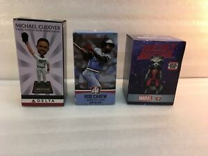 3-Minnesota-Twins-2017-SGA-Bobbleheads-Rod-Carew-Michael-Cuddyer-Rocket-Raccoon
