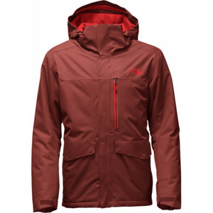 5cce8c7ea156 The North Face Men s Gatekeeper Parka Jacket in Medium Hot Chocolate ...