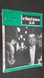 Rivista per Lettera Cinema N° 9 Febbraio 1956 ABE