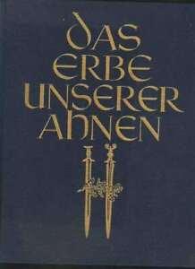 88080-Endres-Das-Erbe-unserer-Ahnen-Bohnenbergerverlag-1931-600-Seiten