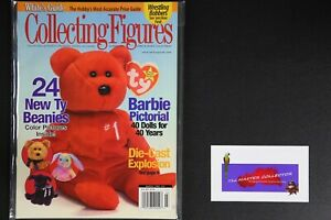 WHITE-039-S-GUIDE-COLLECTING-FIGURES-PRICE-GUIDE-COMICS-BARBIE-SPORTS-MAR-1999