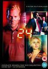 24 - Season 1 DVD Kiefer Sutherland Leslie Hope Sarah Clarke