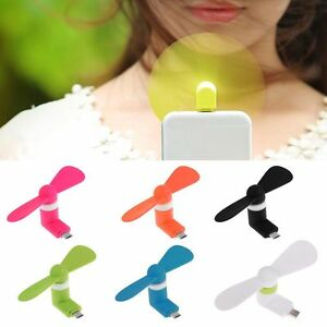 Mini-Portable-Micro-USB-Mobile-Phone-Fan-Cooler-Cooling-For-Universal-Cell-Phone