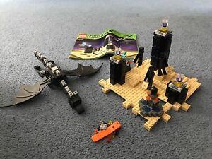 Lego Minecraft The Ender Dragon 21117 Ebay