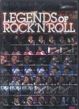 DVD LEGENDS OF ROCK'N'ROLL