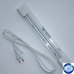 LED-Unterbaulampe-mit-Schalter-Kabel-6-5Watt-200Lumen-weiss-LED-Unterbauleuchte