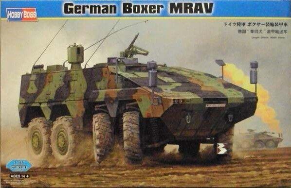 Hobby Boss 1/35 Deutsch Boxer MRAV #82480