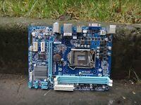 Gigabyte GA-H61M-DS2 Motherboard intel H61 Socket115 LGA 1155 3nd CPU Supported