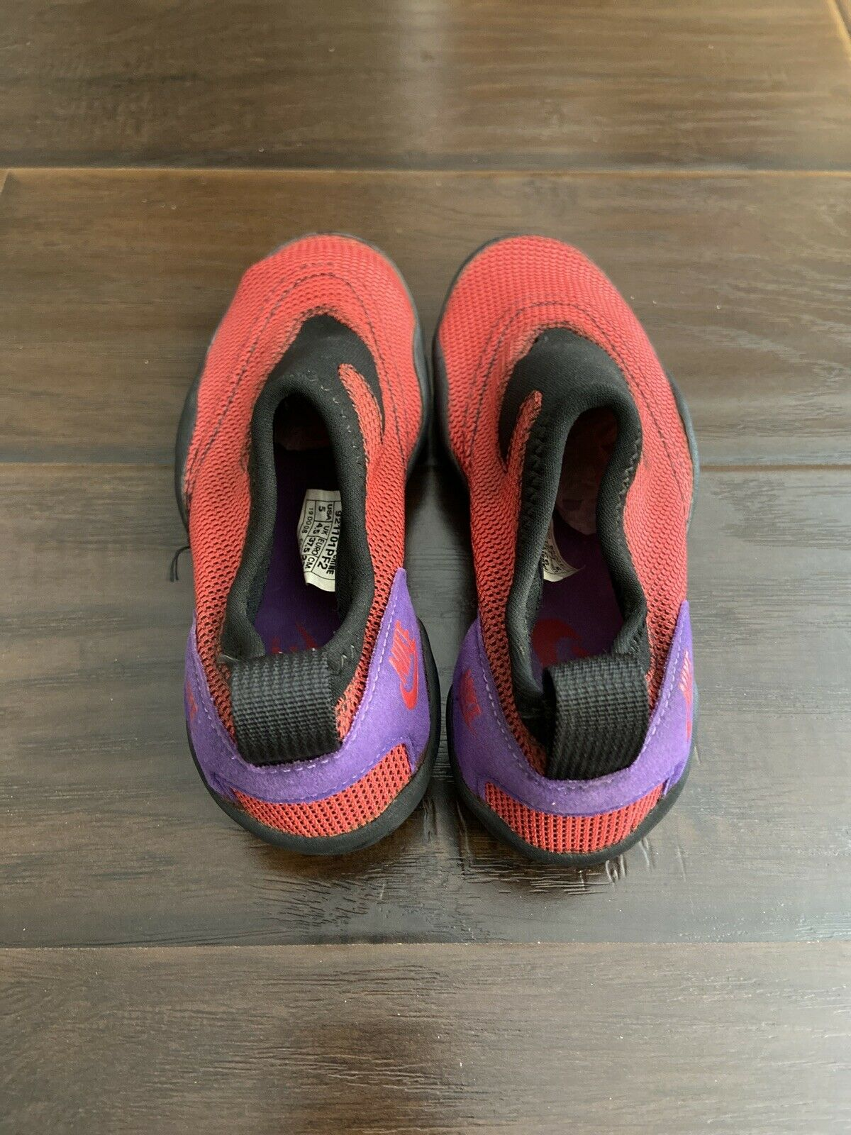Vintage 90s NIKE Aqua Socks Water Shoes Mens Size… - image 3