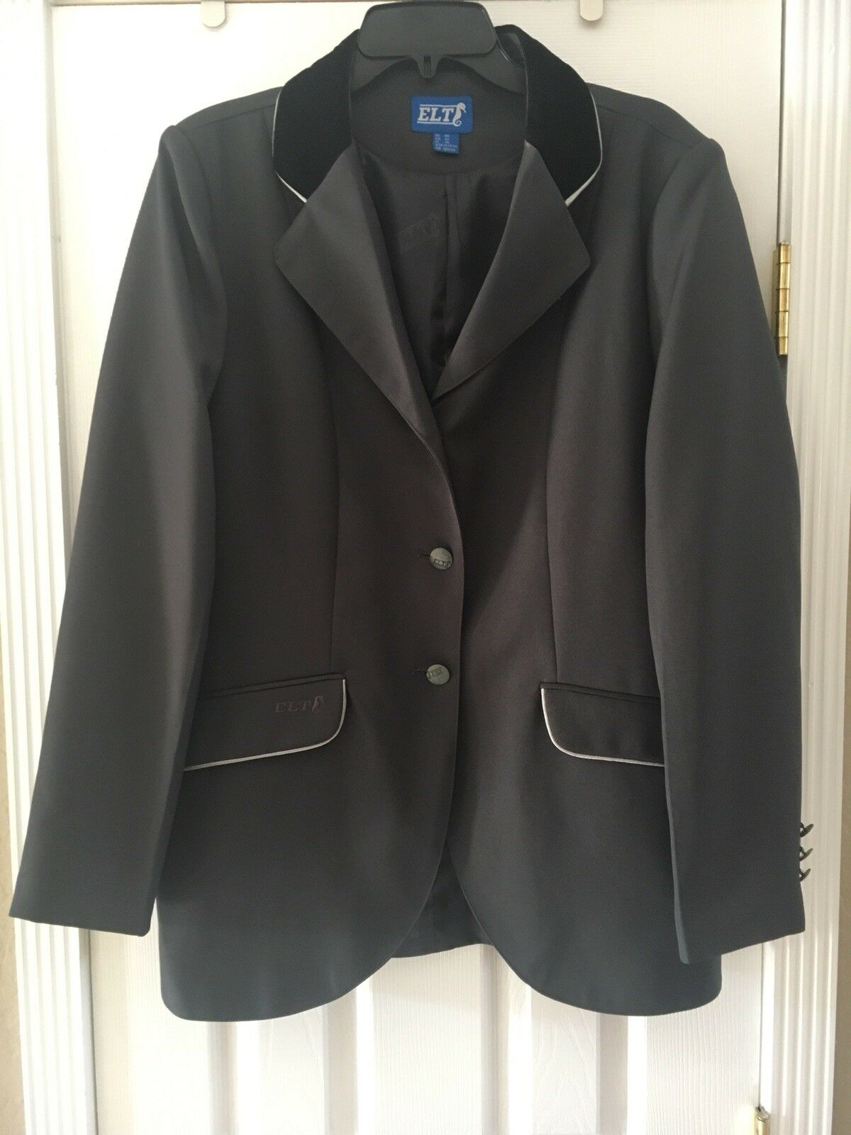 Dressage show jumping show coat