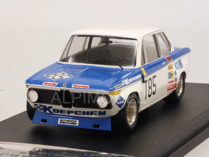 Bmw 2002 Ti 1st t2 1000 km Nurburgbague 1973  Kelleners-P 1 43 trofeu rrde 09  cherche agent commercial