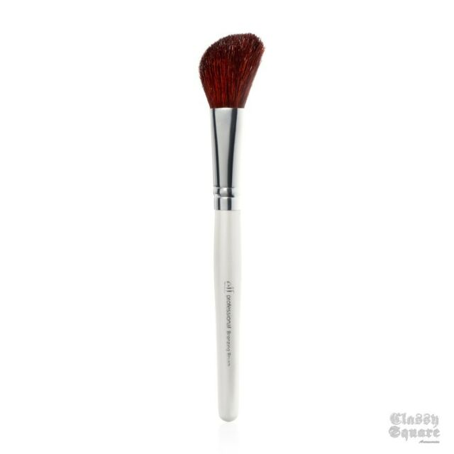 E.L.F. Essential US BLUSHING, BRONZING AND BLENDING BRUSH ELF Cosmetic Makeup