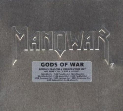1 von 1 - Manowar - Gods Of War DCD #35655