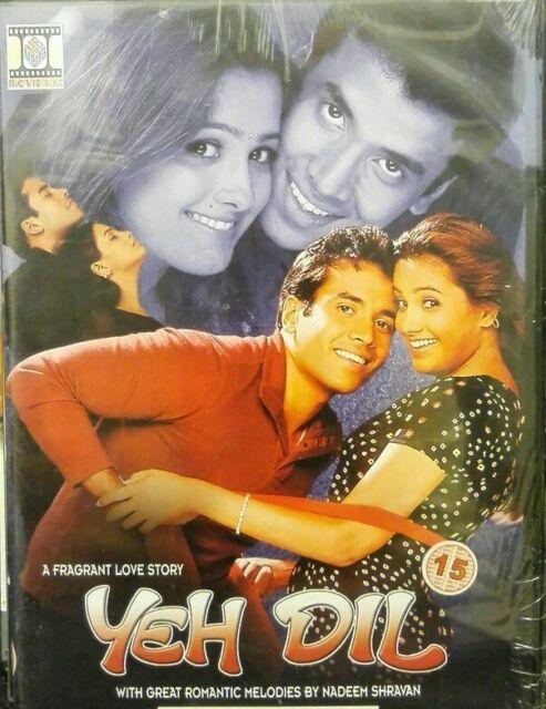 Yeh dil DVD tushar