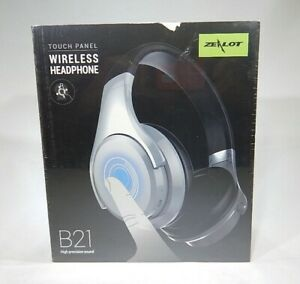 158883e3fc6 Image is loading Zealot-B21-Smart-Touch-Panel-Wireless-Headphones-T3