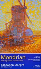 Piet Mondrian Moulin au Soleil 1908 Poster Kunstdruck Bild 77x45cm