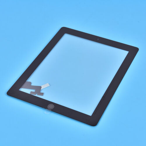 Replacement Touch Screen Plastic Digitizer Home Button Assembly for iPad2 EC