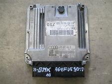 Motorsteuergerät Audi A6 4F 3.0 V6 TDI Steuergerät Motor BMK 4F0907401B