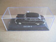 GAZ ZIM 12 Legendary Cars 1:43 Die Cast in Box in Plexiglass [MV10]