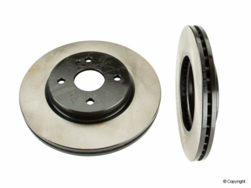 Disc Brake Rotor-Original Performance Front WD EXPRESS 405 32100 501