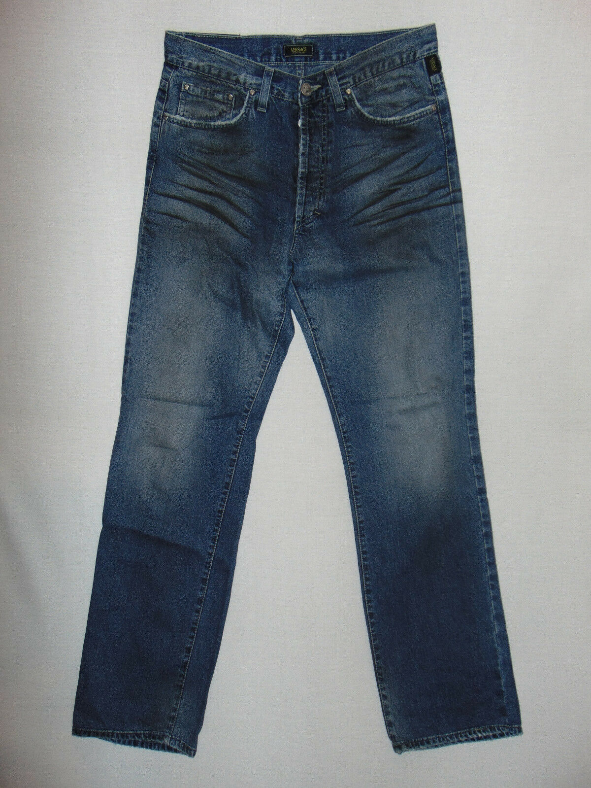VERSACE  Mens bluee Denim Jeans  W30 L32