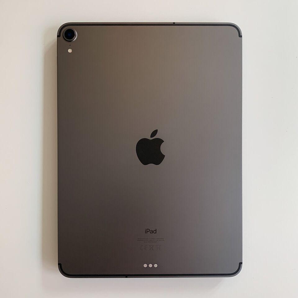 iPad Pro, 64 GB, sort