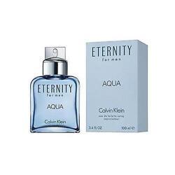 Calvin Klein 3.4 oz EDT Cologne for Men New In Box