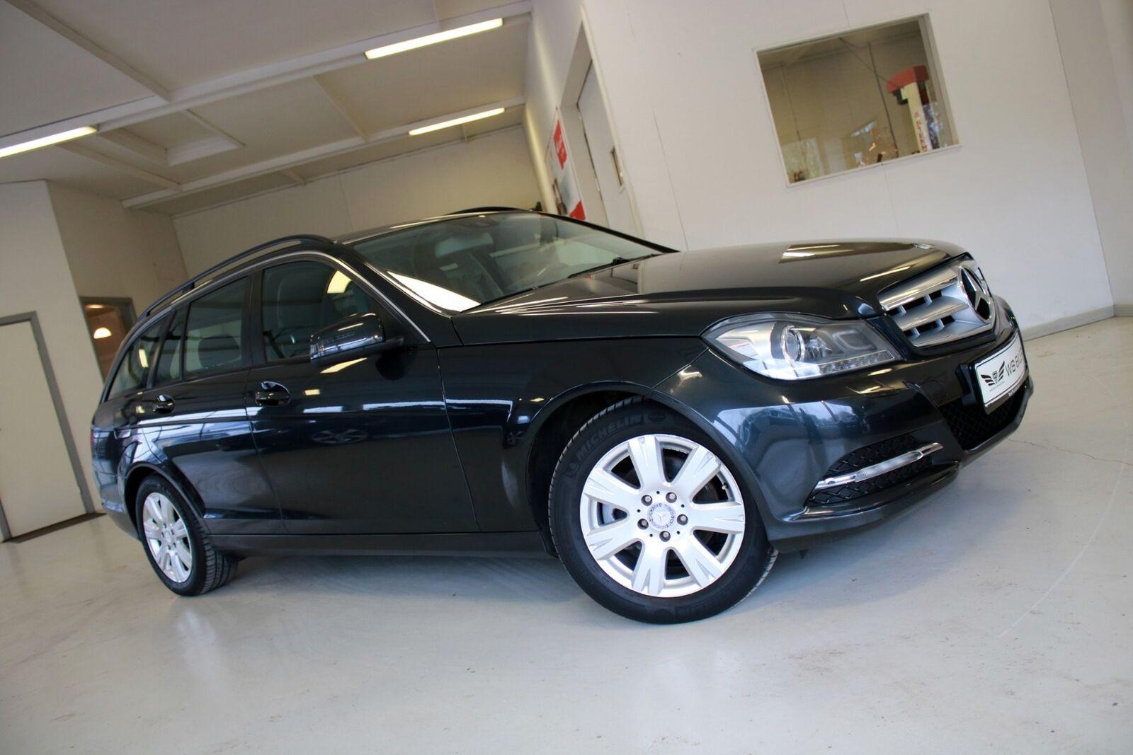 Mercedes C200 2,2 CDi stc. aut. BE 5d