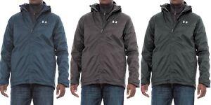 Under Armour Men's Porter 3 in 1 Jacket Fleece liner winter coat