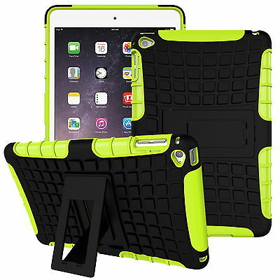 For Ipad mini 1/2/3 Hybrid Shockproof Protective Case Armor  Case Cover