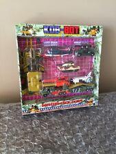 "G1 Transformers Combiner Bruticus Set ""Waqon Soldier"" KO China Rare 2001 Bootleg"