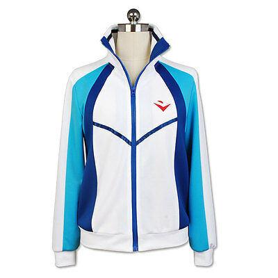 Free Eternal Summer Iwatobi Swim Club Haruka Nanase Coat Jacket Cosplay Costume