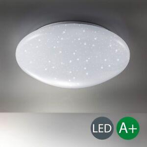 led decken leuchte sternen licht glitzer lampe badleuchte schlafzimmer b k licht ebay. Black Bedroom Furniture Sets. Home Design Ideas