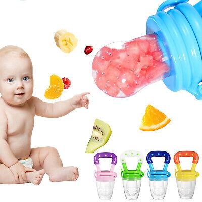 1 Baby Fresh Food Fruit Feeder, Silikon Zahnen Spielzeug
