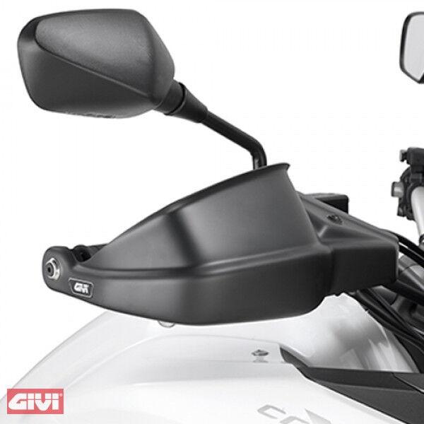 GIVI HP5101 Handprotektor schwarz aus ABS für BMW - G 650 GS Bj. 11-17
