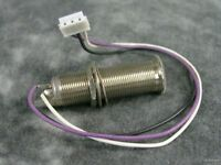 Warwick Input Stereo Jack Chrome Spw50100cr4 With Wire Streamer Guitar Part