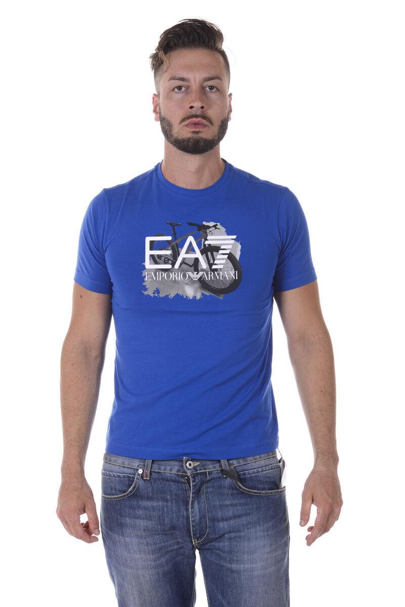 T shirt emporio armani ea7 mens Blau 6 yptb 7pj18z 1598 make offer tl xl