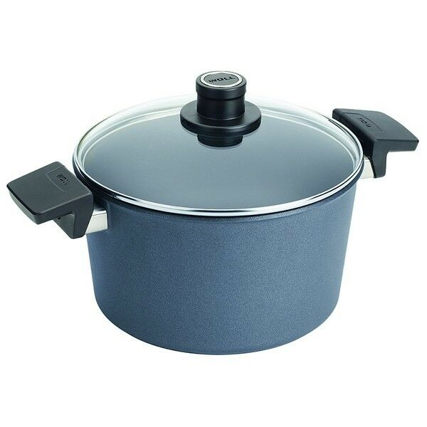 WOLL Saphir Lite 28cm 7.5L Casserole with Lid  Made in Germany  RRP  349.00