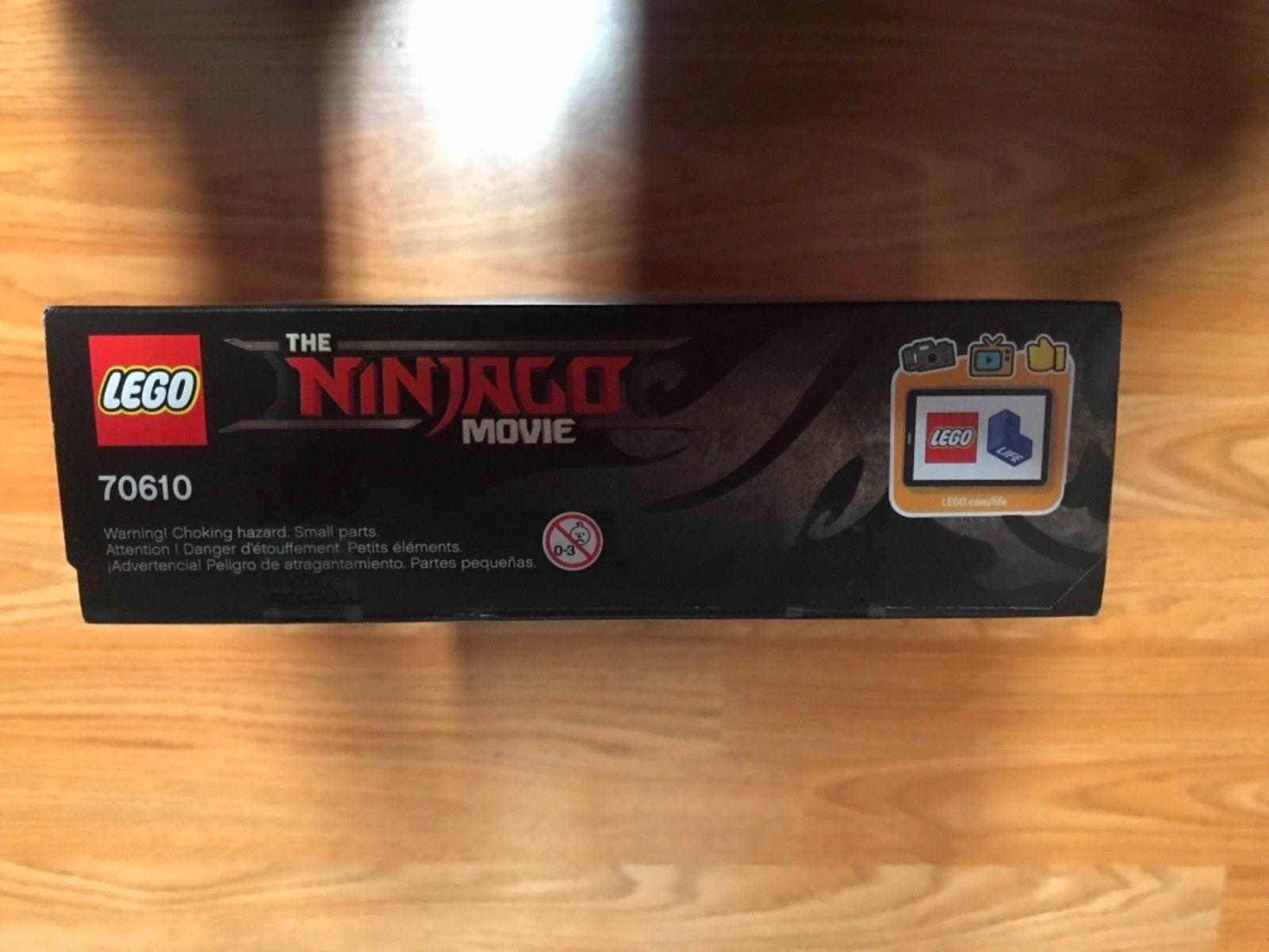 LEGO Ninjago Ninjago Ninjago 70610 Flying Jelly Sub 8b3db9