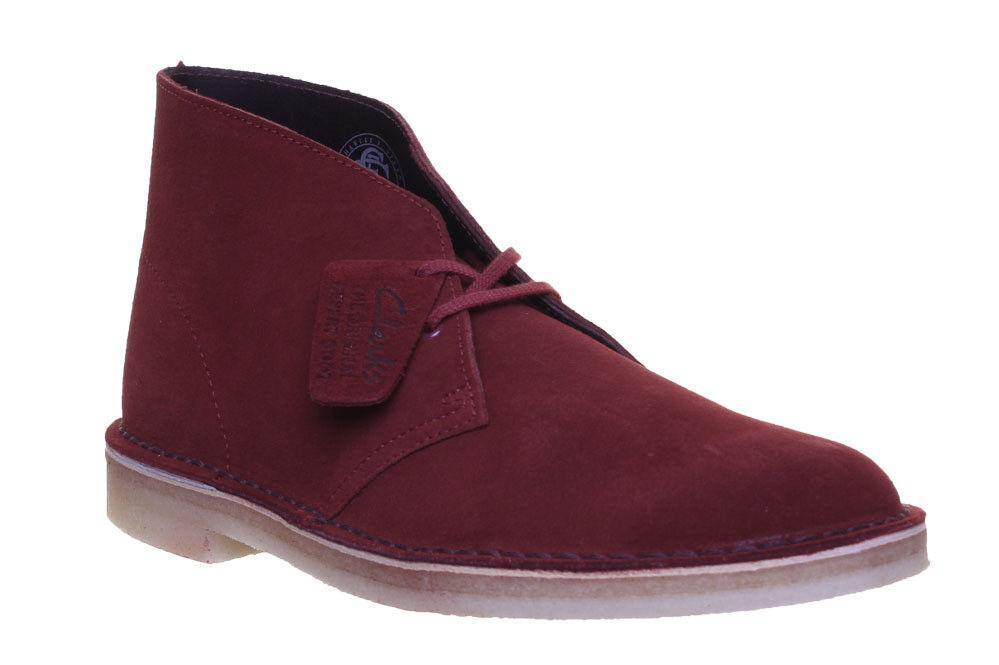 Clarks Originals Desert Boot Herren Desert Boots Kurzschaft Stiefel & Stiefelett